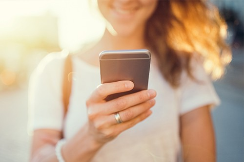 Kundeninfos Smartphone Chatbot