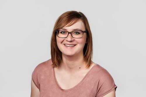 Evelyn Stoppel, Softwareentwicklerin Dialog Bird